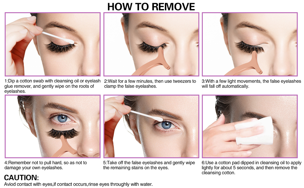 Melason eyelash glue