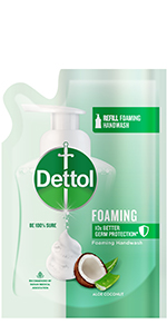 Dettol Foaming Handwash Refill