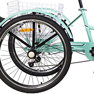 Adult Mountain Tricycle