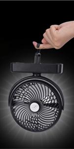 compact fan, standalone fan, foldable fan hand, usb portable fan, handheld mini fan