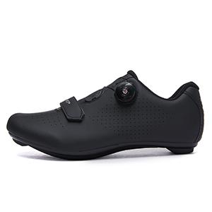 cycling shoes black