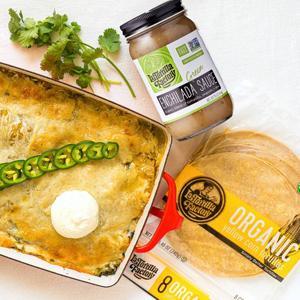 Organic Non-GMO Tortillas