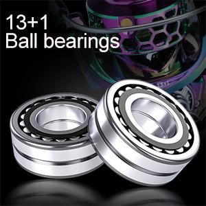 13+1 ball bearing
