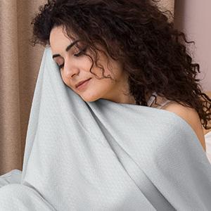 soft summer blanket