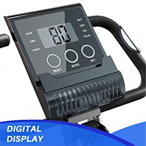 LCD DISPLAY MGYM EXERCISE