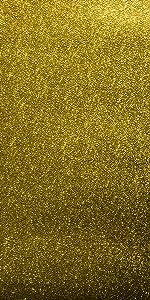 Chrome Glitter Gold