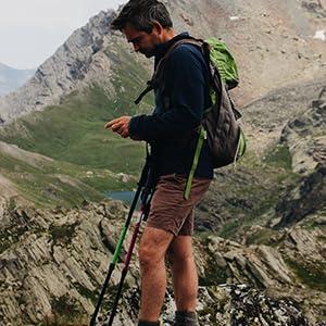 hiking crew socks,cushioned hiking socks