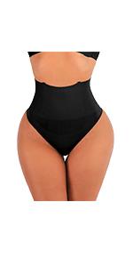 thong tummy control shapewear mid waist body shaper