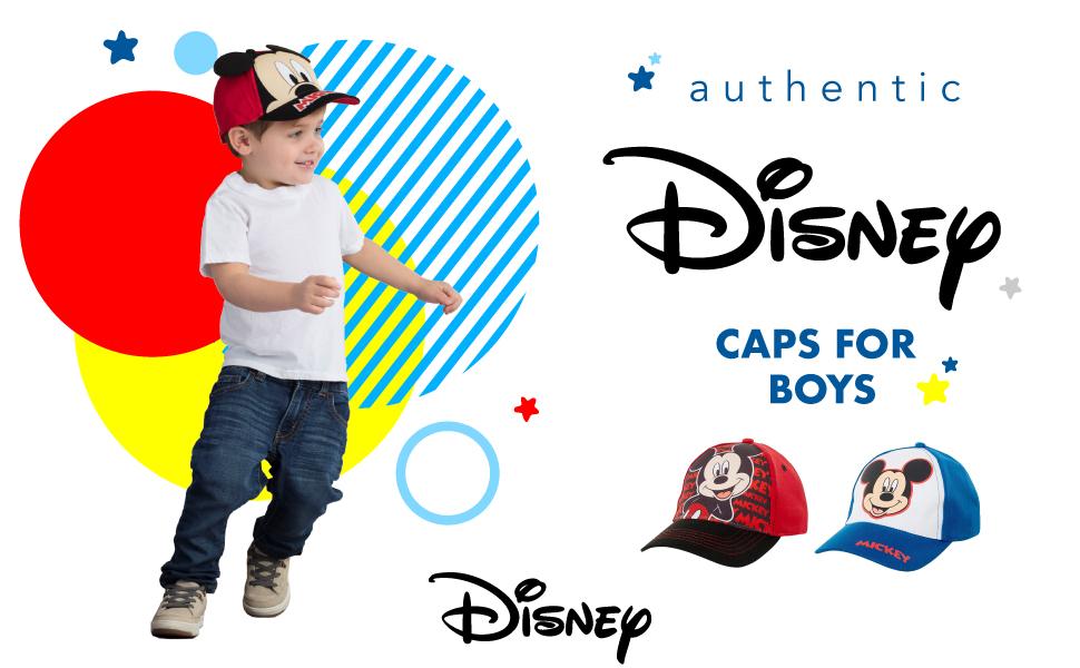 Disney Boys' Caps