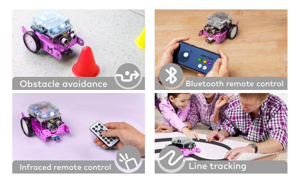 control robotics