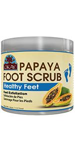 foot scrub