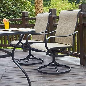 DCS01 patio chair