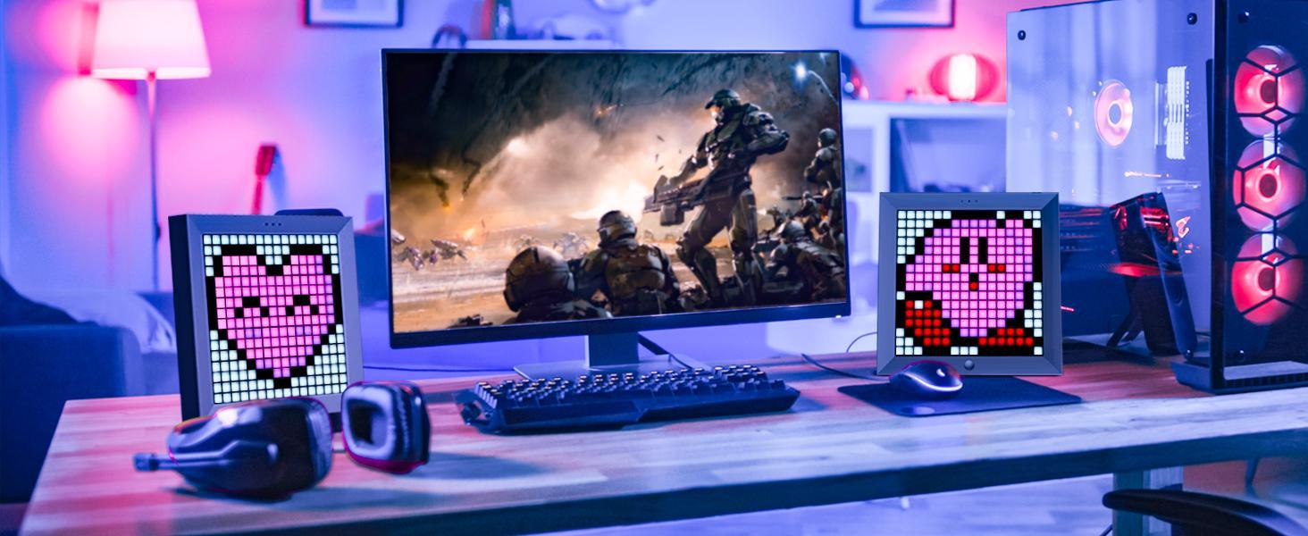 pixel led frame