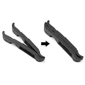 Bike Tire Lever 2 Pieces Nylon Cycle Tire Lever Removal