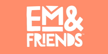 Em and Friends (Formerly Emily McDowell and Friends) Logo