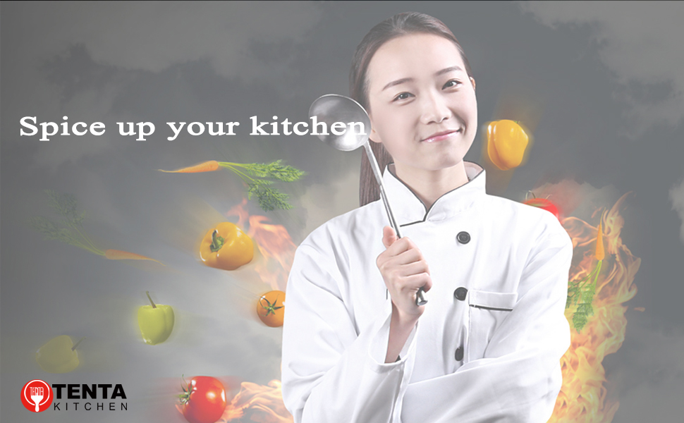 Spice up your kitchen
