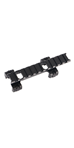 Picatinny Rail Mount Base Adapter for MP5 G3