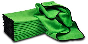microfiber towel clean towel detailing cleaning polishing trim gsm premium absorbent soft large