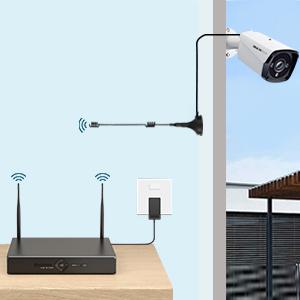 WiFi extencion antena