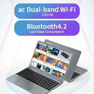 5G wifi bluetooth windows laptop