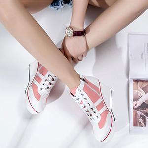 Girls high heel Sneakers