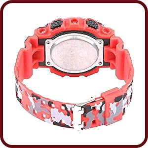 Men's Watch (Multi Colored Strap) SPN-FOR1