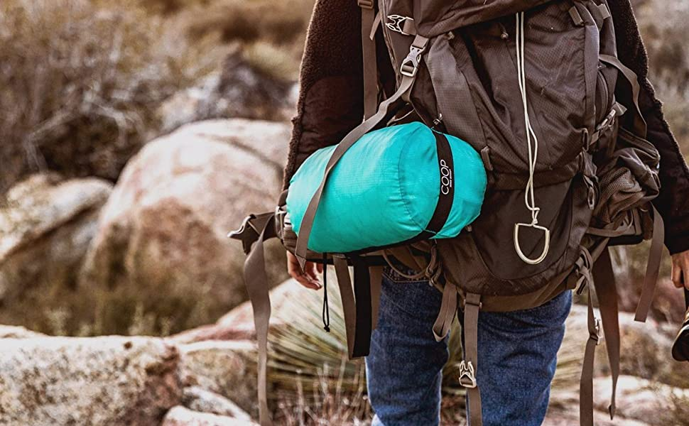 Coop Home Good Camping and Travel Pillow