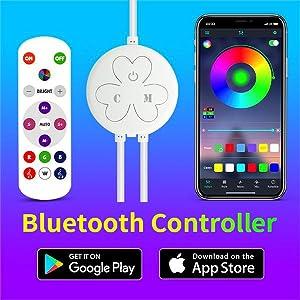 Bluetooth tv led backlight