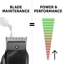 Wahl Blade Maintenance