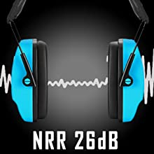 PROHEAR 016 EAR PROTECTION FOR SHOOTING NRR 26dB