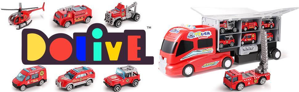 Firefighting Trucks for boys