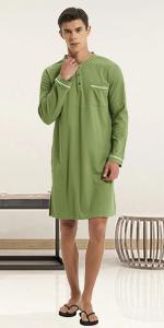 men sleepshirt
