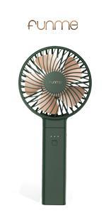 funme handheld fan