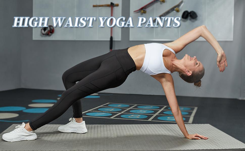 high waisted yoga pants,squat proof leggings,leggings for women,running leggings,active leggings