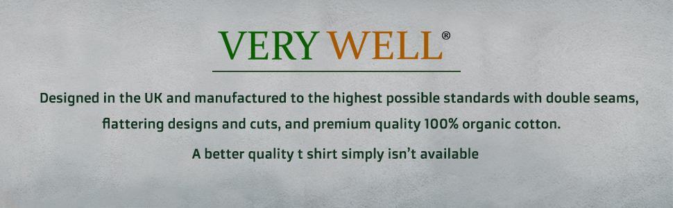 verywell t shirts