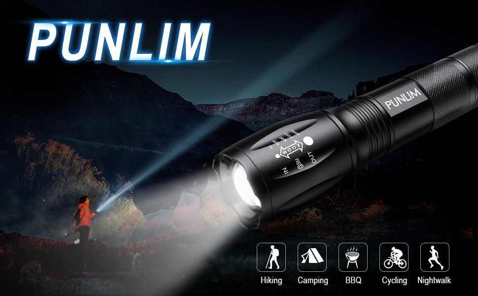 PUNLIM Flashlight