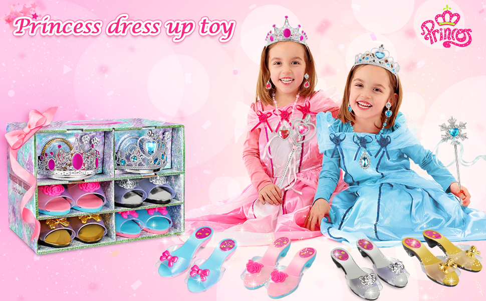 princess dress up for toddlers girl
