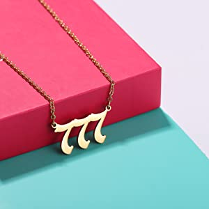777 Necklace