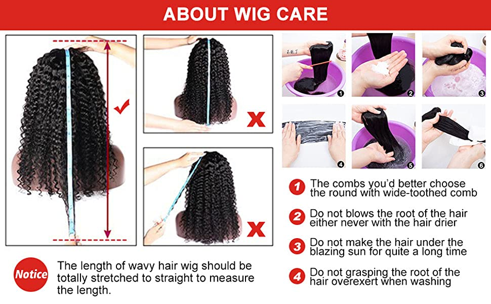 about wig care