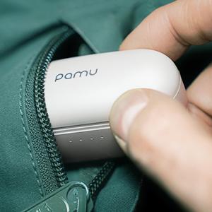 padmate pamu slide mini t6c wireless earbuds bluetooth headphones