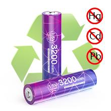 lithium aa rechargeable