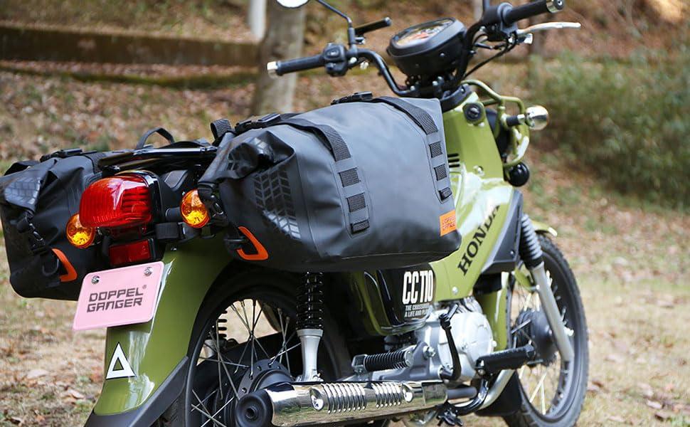 ターポリンサイドバッグ DBT393-BK