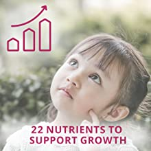 22 nutrients to support growth