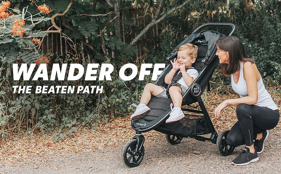Wander Off the Beaten Path