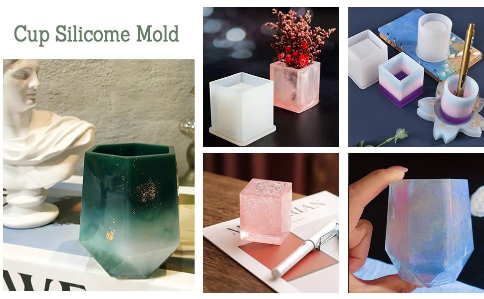 DIY cup mold