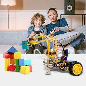 robot arm programmable