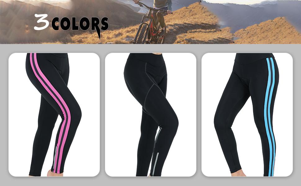bike pants  with padding