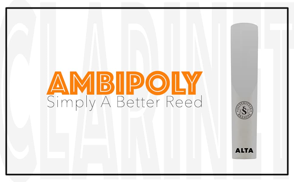 Ambipooly. Simply a better reed