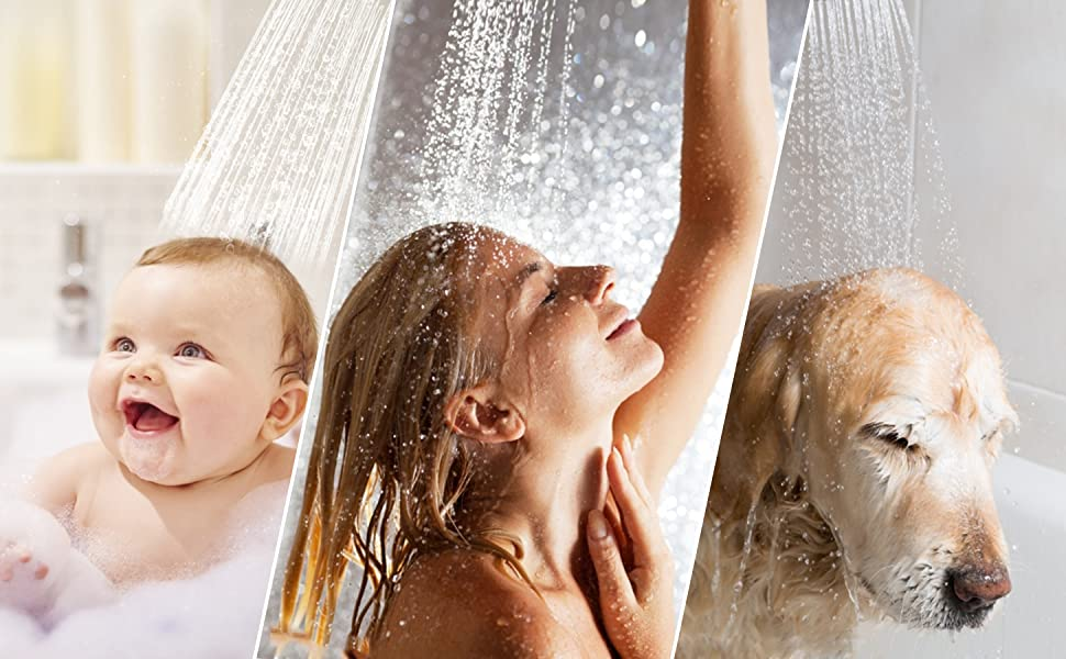 GREAT SHOWER HEAD FOR YOUR FAMILY
