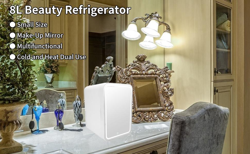 mini kühlschrank kosmetik